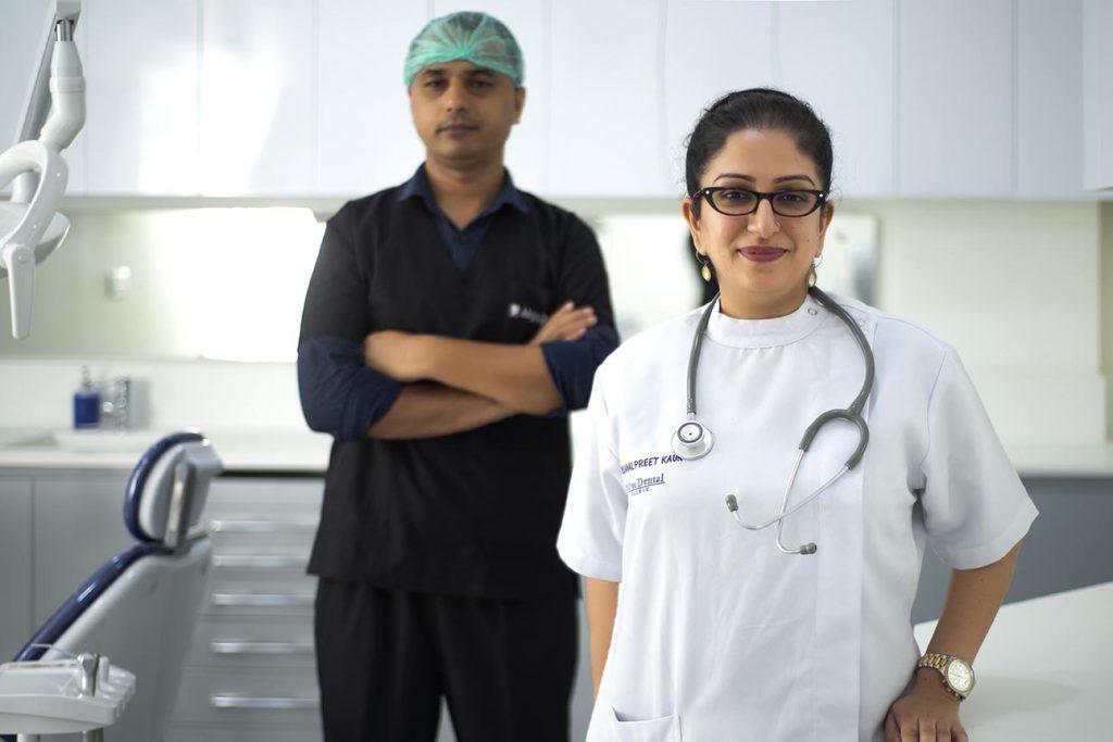 Meet Dr. Ramalpreet Kaur - Best Dentist in Gurgaon   Alveo Dental Clinic